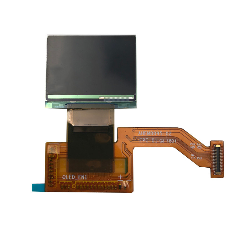 AMOLED Micro Lcd Display With SPI Interface 0.95 Inch 180 X 120