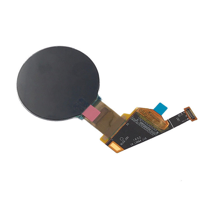 400 X 400 MIPI Round OLED Display 1.39 Inch Amoled Module Screen