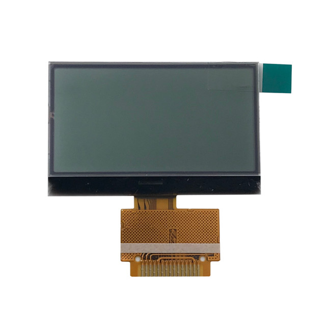 Customized 12864 Blue Negative Industrial LCD Screen Transmissive Stn Lcd Module
