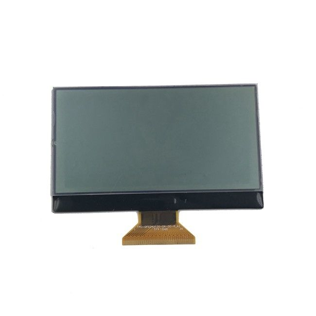 Reflective Monochrome Lcd Display 240 * 120 Fstn Positive Micro Lcd Screen