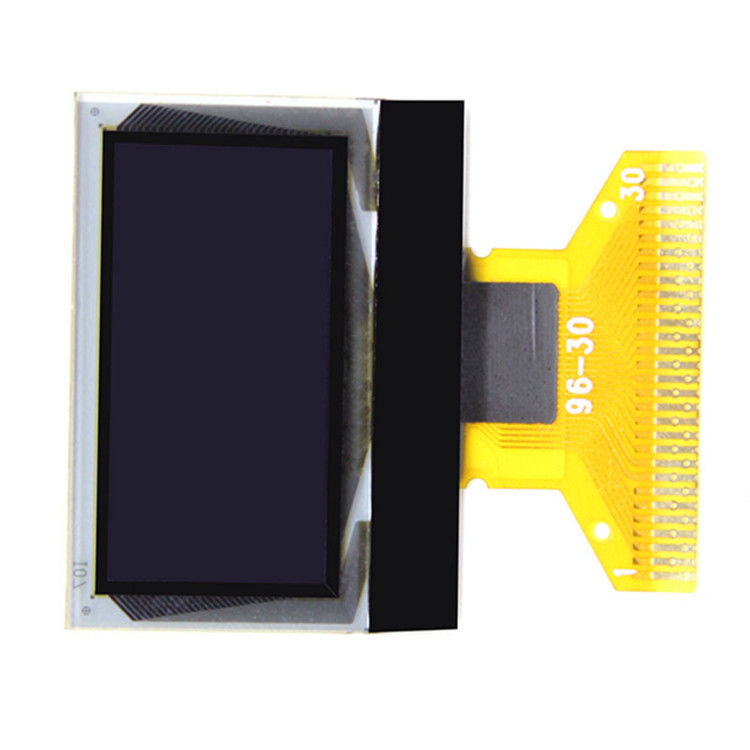 SSD1306 white word on black background 1 . 3 Inch 128 * 64  OLED for Wearable device
