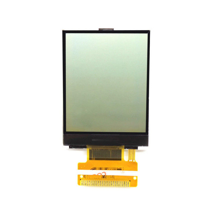 Positive Transflective Custom LCD Display In Stock 128 * 160 Resolution