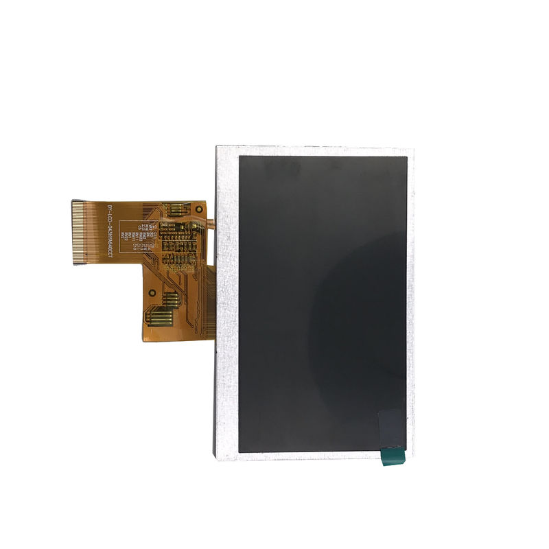 "LCD Monitor 4.3 InchTFT LCD Display Module  4.3"" LCM Module Viewing Direction 12 CLOCK Driver IC ILI6480"